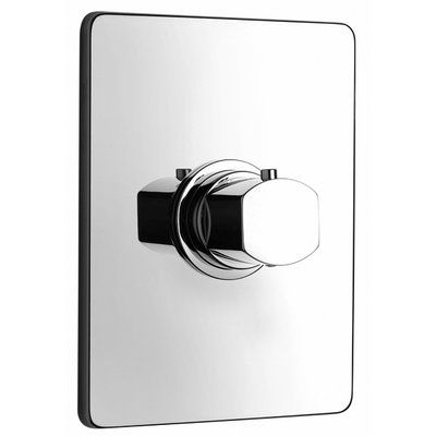 Jewel Faucets J12 Bath Series High Flow Thermostatic Valve Body