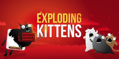 Exploding Kittens Official Apk Free On Android Exploding Kittens Kittens Android Apk