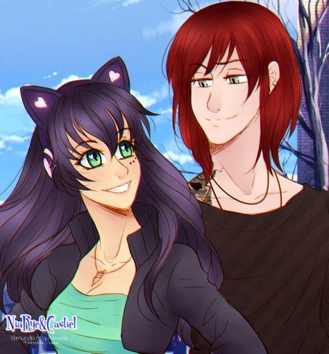 Yo Quiero Esos Audifonos De Gato Fanfic Amor Doce Anime Amor
