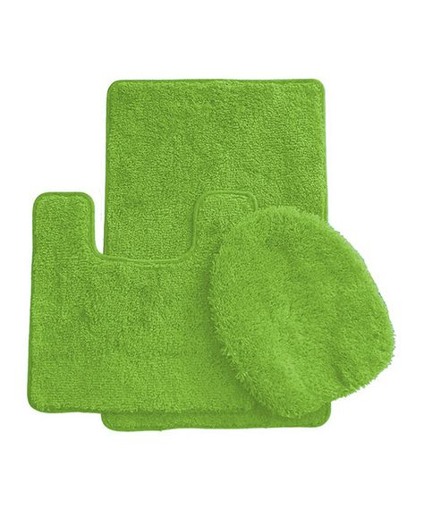 Luxury Lime Green Bath Mat Set Bath Rugs Sets Bath Mat Sets