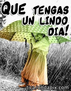 Lluvia Buenos Dias Imagenes De Dias Lluviosos Que Tengas Lindo