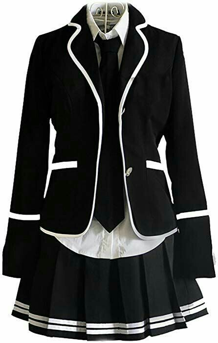Crazy Stupid Love Adrien Chat Noir Tu School Uniform Outfits School Girl Outfit Korean Fashion
