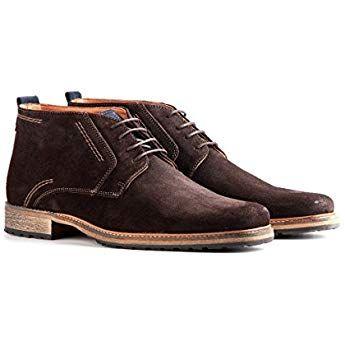 online store 0f1b9 0d3a5 Travelin' London Wildleder Chukka Boots - Business Schuhe ...