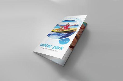 Paper \ Books MockupWorld Mockups Pinterest Tri fold - tri fold brochure