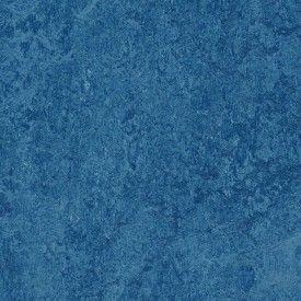 Forbo Marmoleum Real 3030 Blue 2 Mm Linoleum Online Kaufen In 2020 Linoleum Marmorieren Lieblingsfarbe