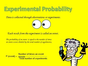 Introduction To Probability Probability Middle School Math Teacher Teaching Math