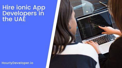 Hire Ionic App Developers in the UAE