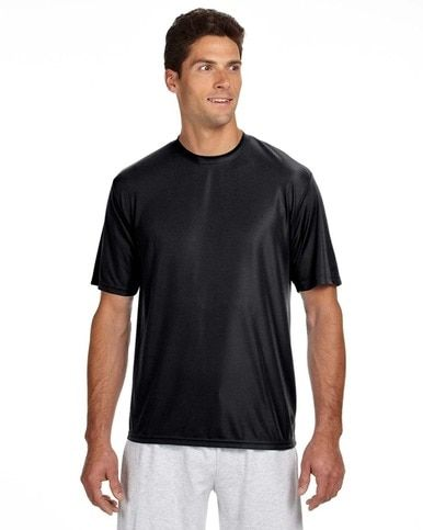 A4 N3142 Men S Cooling Performance T Shirt With Images Shirts
