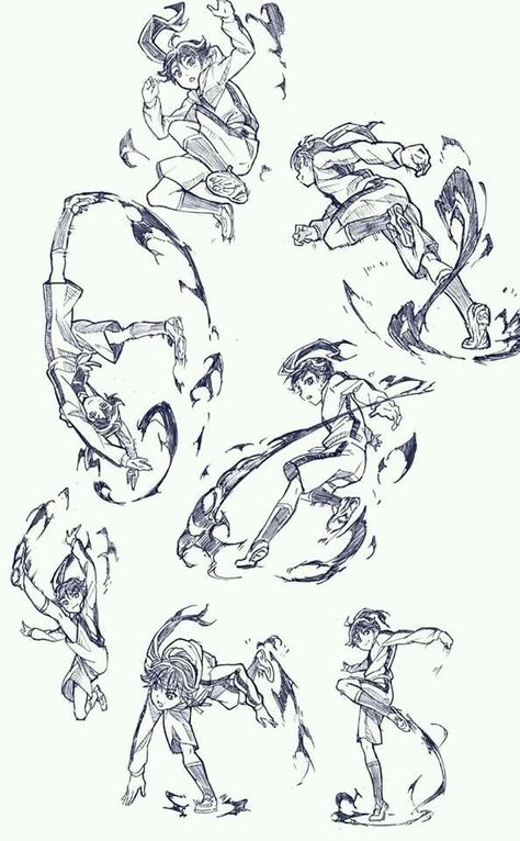 Drawing Trendy Drawing Poses Reference Fighting 36 Ideas You may decide to bring old furniture from Action Pose Reference, Anime Poses Reference, Figure Drawing Reference, Action Poses, Anatomy Reference, Body Reference, Sketch Poses, Drawing Poses, Drawing Tips