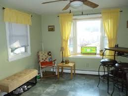 Image Result For Sage Green Walls And Yellow Curtains Yellow Kitchen Curtains Yellow Kitchen Walls Yellow Kitchen