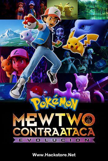 Pokemon Mewtwo Contraataca Evolucion Blu Ray Y Dvdrip Audio Latino Peliculas En Espanol Latino Pokemon Peliculas En Espanol