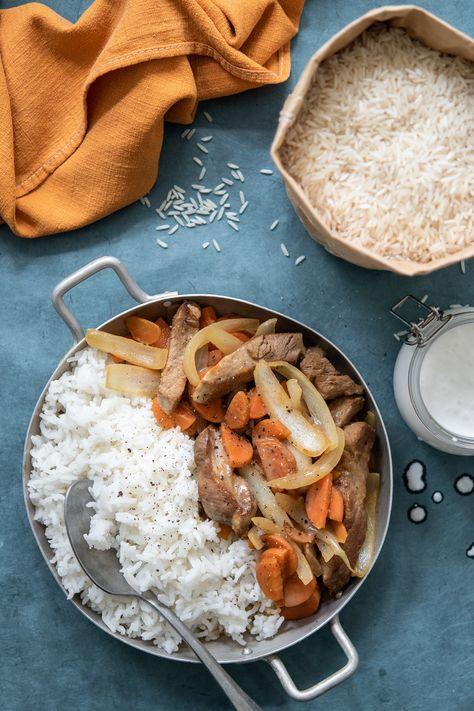 Le Curry Est Un Plat Thailandais Connu Dans Le Monde Entier Ici