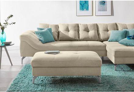 Delife Big Sofa Noelia 240x145 Cm Mit Kissen Hussensofa Design Sofa Online Kaufen Otto In 2020 Sectional Couch Home Decor Inosign
