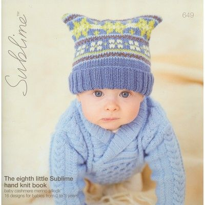 ae34dbfdada4 Sublime 649 The Eighth Little Sublime Hand Knit Book at WEBS