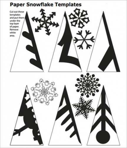 DIY Papier Diy paper snowflakes pattern snowflake 59 ideas Using A Room Humidifier For Health Aspect Paper Snowflake Template, Paper Snowflake Patterns, Snowflake Craft, Snowflake Cutouts, Snowflake Cut Out Pattern, Kirigami Patterns, Frozen Snowflake, Simple Snowflake, Paper Patterns