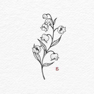 Valley the lily sketch of tattoo Tattoo Lily