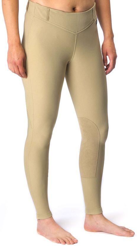 7d94f03e08523 Microcord™ Kneepatch Breech   Kerrits   Elegant Equestrian Clothing ...