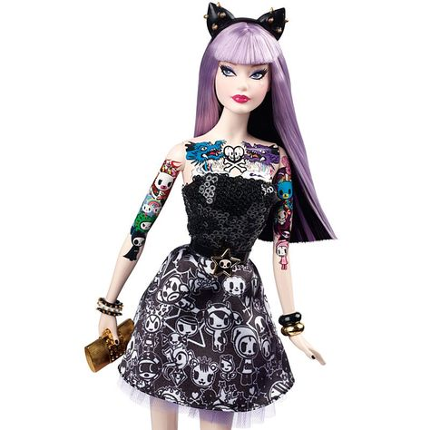 Looking for the tokidoki Barbie Doll? Immerse yourself in Barbie history by visiting the official Barbie Signature Gallery today!