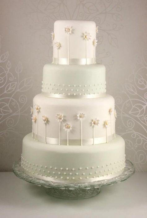 Tartas de boda - Wedding Cake - The Fairy Cakery