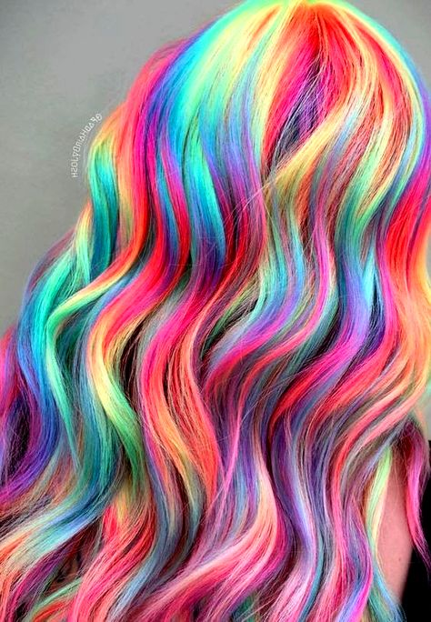 Vivids Hair Color Ideas Worth Trying. Solid Hair Color Inspo. Bold and Fun aweso...#aweso #bold #color #fun #hair #ideas #inspo #solid #vivids #worth