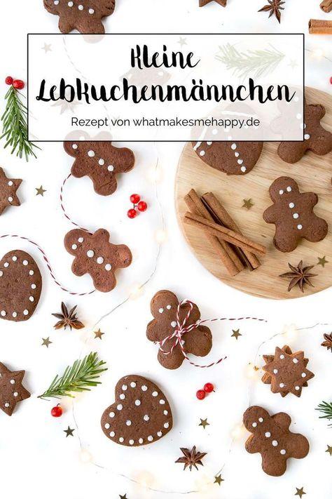 Photo of Kleine Lebkuchenmännchen & Geschichten aus der Weihnachtsbäckerei