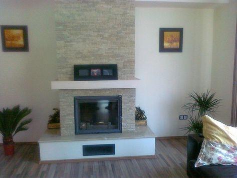 Imagini pentru sufragerii cu semineu Decoratiuni casa - aufbewahrungsmobel wohnzimmer pari dispari presotto