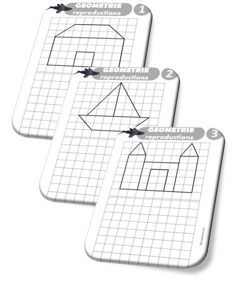 Séquence géométrie : repérage et orientation dans l'espace - Ateliers / mémos…