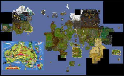 How everybody feels after figuring out the Monkey Madness box puzzle - new osrs world map in game