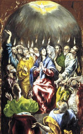 Le Musée de Grenoble accueille un tableau du peintre Le Greco ...