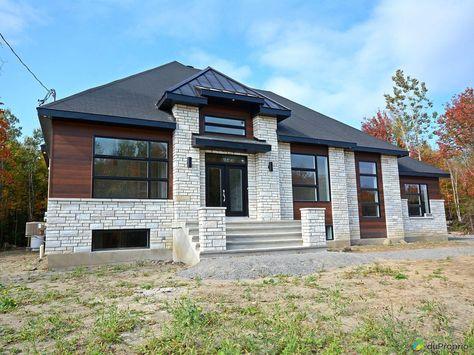 Altitude » Maisons usinées Côté déco maison Pinterest House