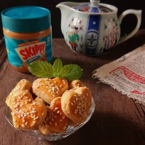 Resep 35 Kue Kacang Skippy Oleh Nita Pane Resep Kacang Resep Masakan Resep Makanan