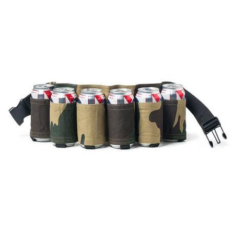 Beverage Holder Belt   Dog snacks, Belt, 6 packs