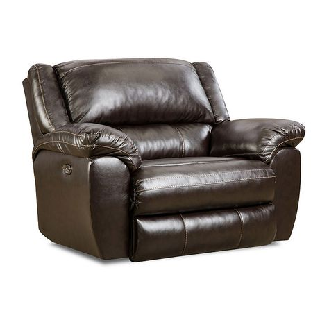 Simmons Beautyrest Roosevelt Power Cuddler Recliner Products