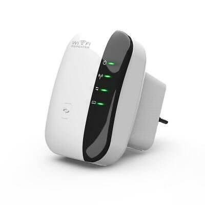 300mbps Wifi Repeater Wireless N Range Extender Signal Booster Ap Ethernet Port In 2020 Wifi Router Signal Boosters Wireless Routers