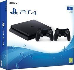 Sony Playstation 4 Ps4 Slim 1tb Dualshock 4 Playstation