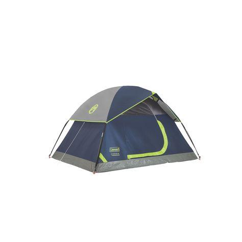 coleman instant dome 5 tent 2019