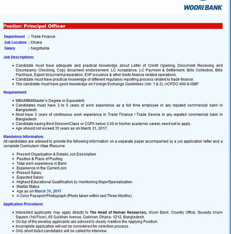 Relationship Manager For DutchBangla Bank Limited  Ideabazar