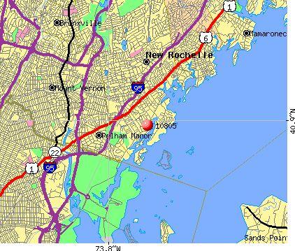 10805 Zip Code New Rochelle New York Profile homes Allan