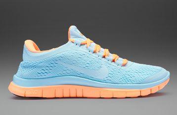 separation shoes 95284 afa33 ... cheap nike womens free 3.0 v5 womens running shoes glacier ice summit  white atomic orange 90969 ...