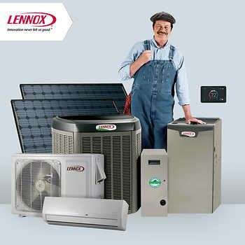 Lennox Heating And Air Conditioning Systems Air Conditioning