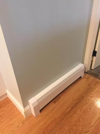 Neat Heat Composite Baseboard Heat Cover Heater Cover
