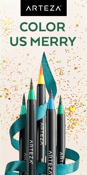 Real Brush Pens Set Of 48 Brush Pen Pen Sets Pen Watercolor