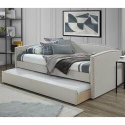 Aubrielle Franklin Twin Daybed With Trundle With Images Twin