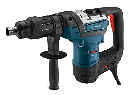 Bosch Rh540s 1 9 16 Inch Spline Combination Rotary Hammer Review Hammer Drill Cordless Drill Reviews Drill