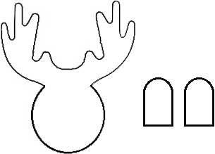 Elchkopf Vorlage 626 Malvorlage Vorlage Ausmalbilder Kostenlos Elchkopf Vorlage Zum Ausdrucken Weihnachten Basteln Elch Elche Basteln Ausmalen