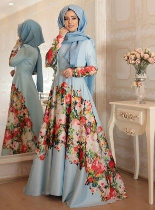 Model Baju Pesta Hijab 2020 : model, pesta, hijab, Anggira, Pramusta, Busana, Muslim, Model, Pakaian,, Fashion,