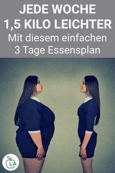wie kann ich in 3 wochen 15 kilo abnehmen