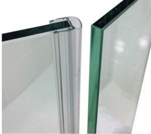 The Leakage Could Be Due To Gaps In The Corners Many People Resort To Replacing Their Shower Door Glass Shower Doors Frameless Shower Doors Glass Shower Doors