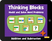 Thinking Blocks Multiplication and Division | MathPlayground.com