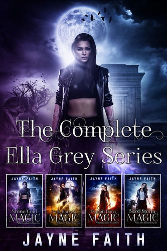 Read Download The Complete Ella Grey Series By Jayne Faith For